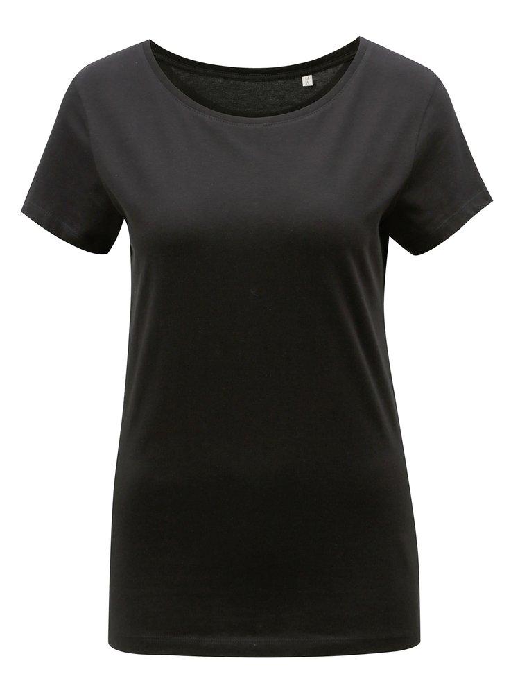 Černé dámské basic tričko Stanley & Stella Wants
