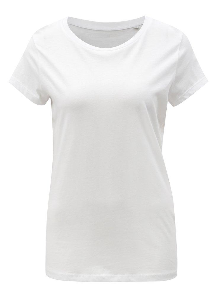 Bílé dámské basic tričko Stanley & Stella Likes