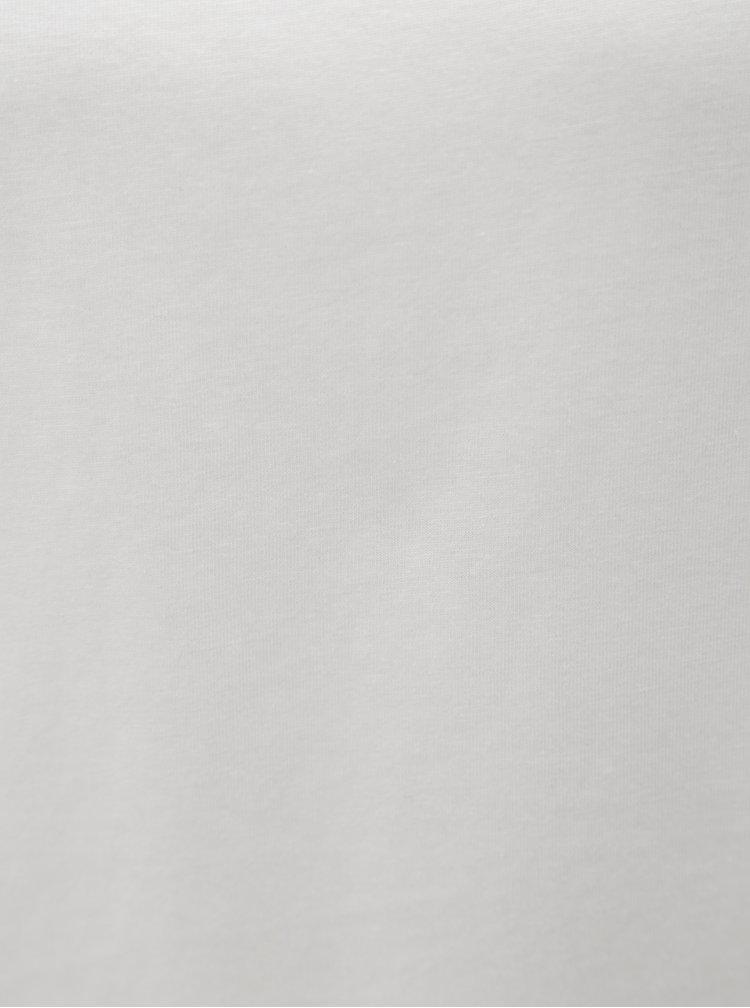 Bílé dámské basic tričko Stanley & Stella Selects