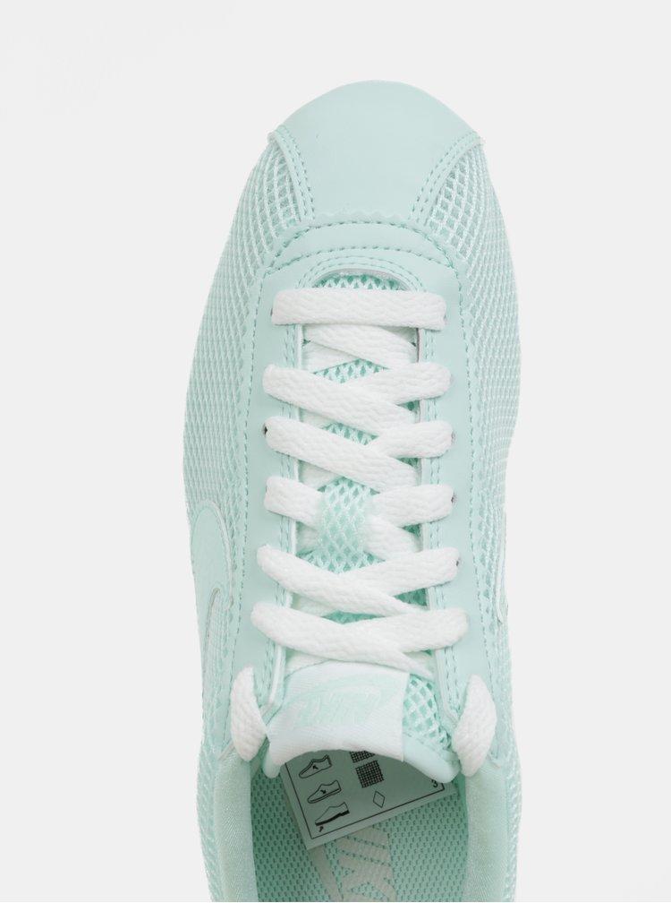 Světle zelené dámské tenisky Nike Classic Cortez
