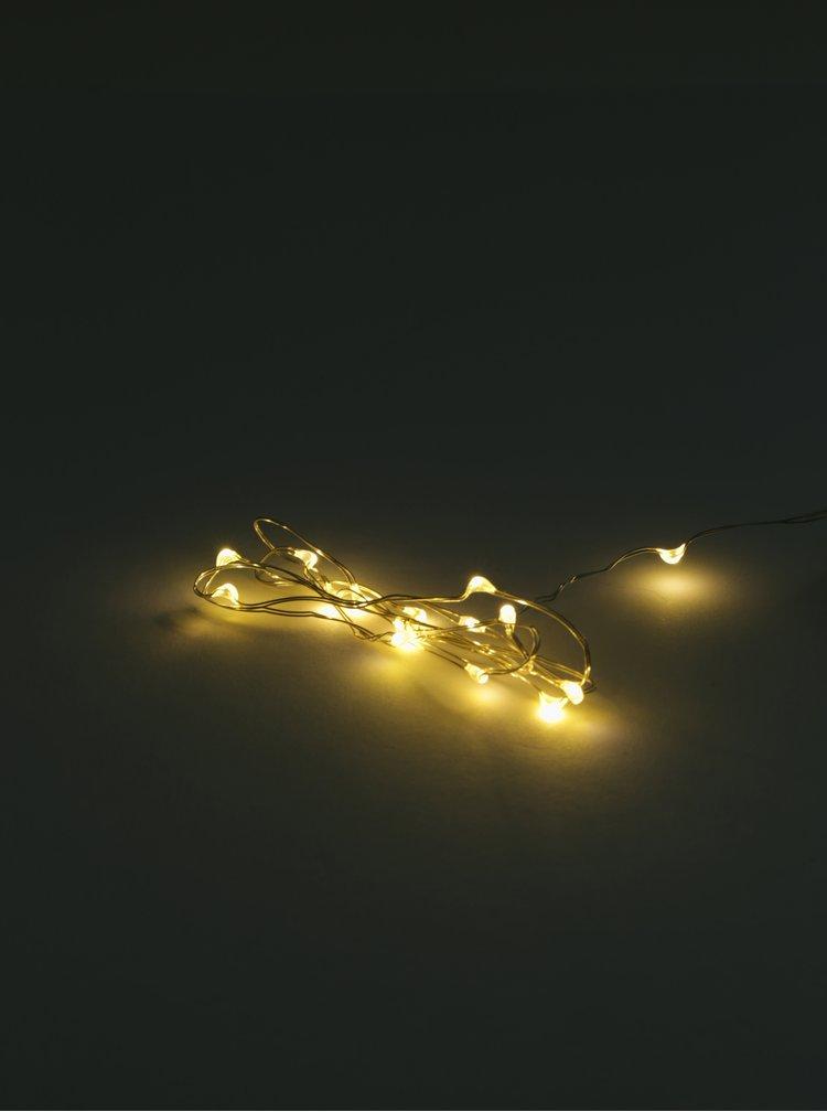 LED světelný řetěz se špuntem do lahve Kaemingk
