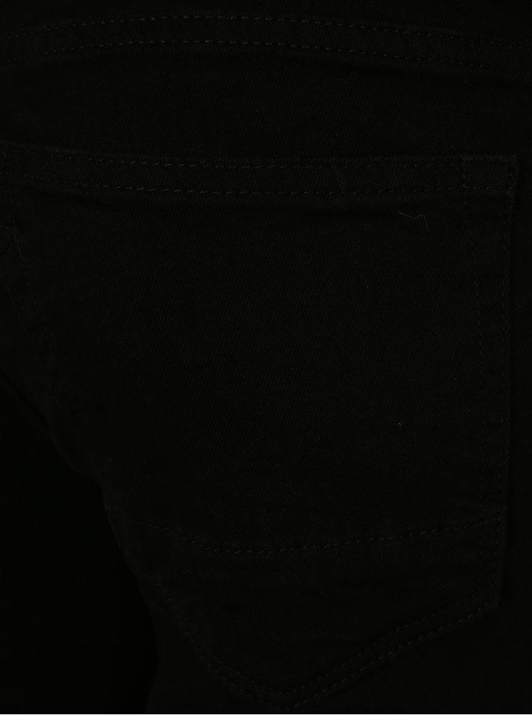 Černé pánské skinny džíny Junk de Luxe