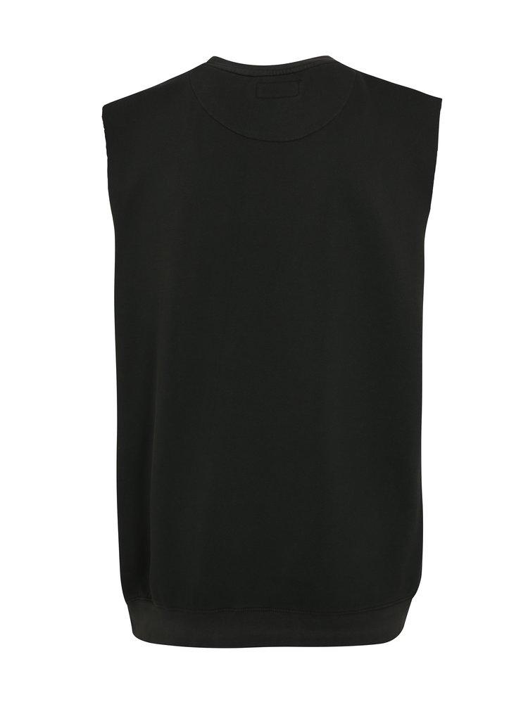 Tmavě šedá vesta Shine Original