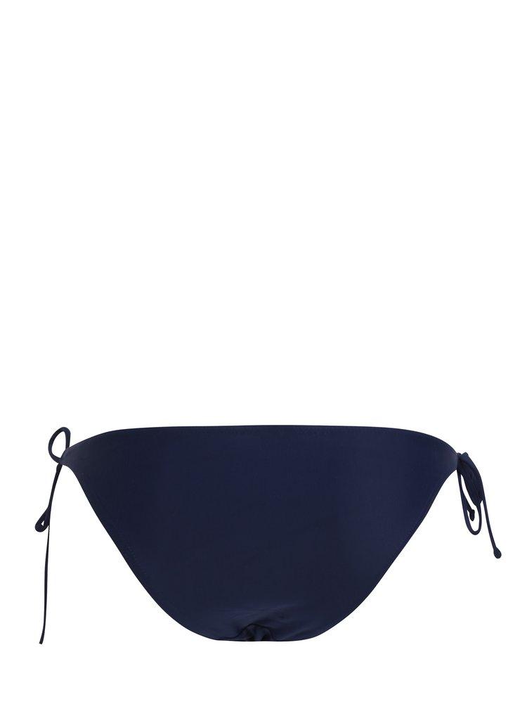 Tmavě modrý spodní díl plavek Pieces Ioana