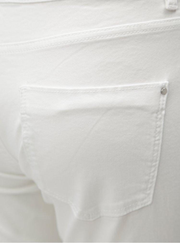 Bílé kraťasy Dorothy Perkins Petite