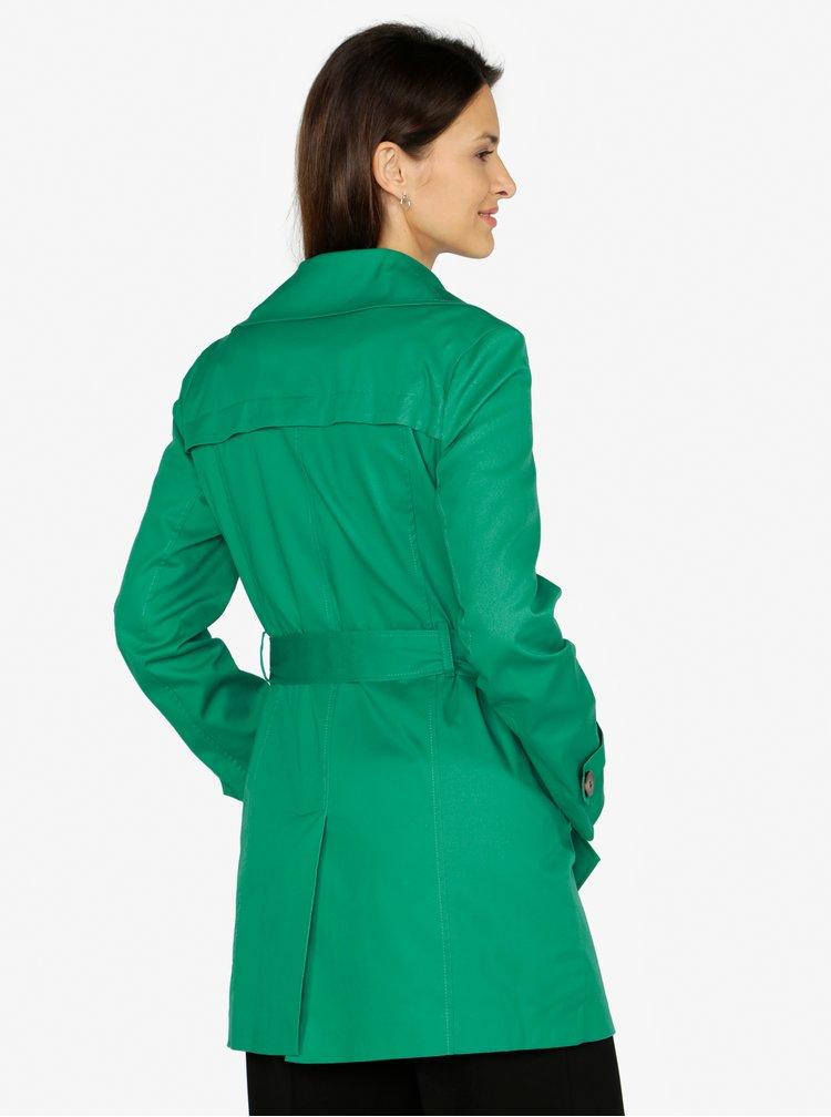 Zelený trenčkot ZOOT