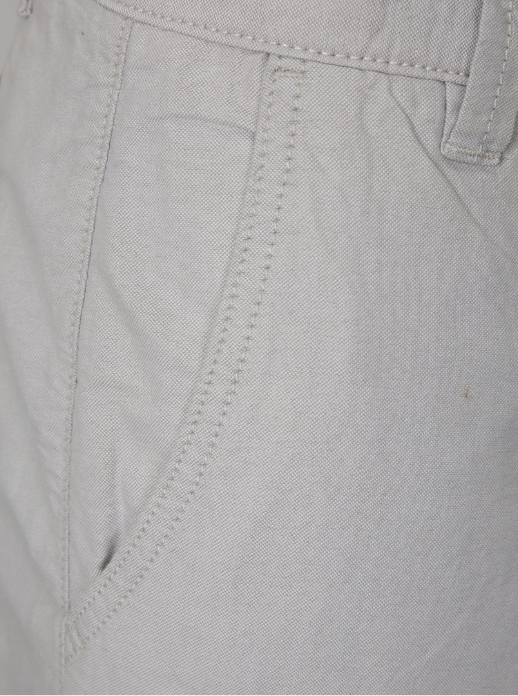 Pantaloni scurti chino gri deschis Shine Original