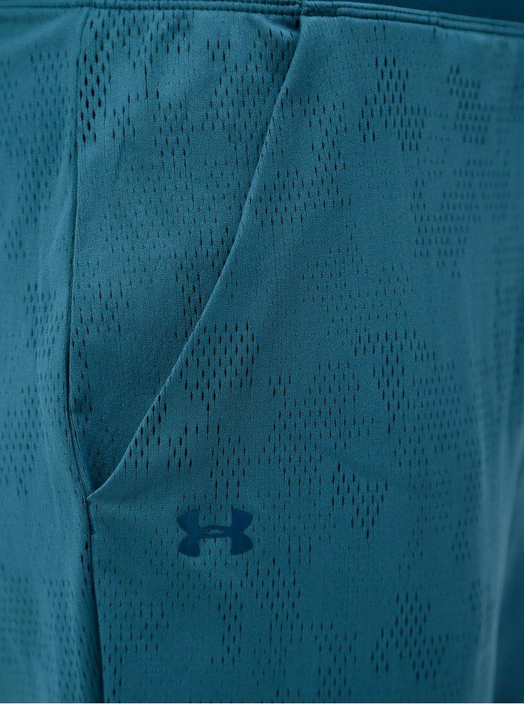 Petrolejové dámské funkční kalhoty Under Armour