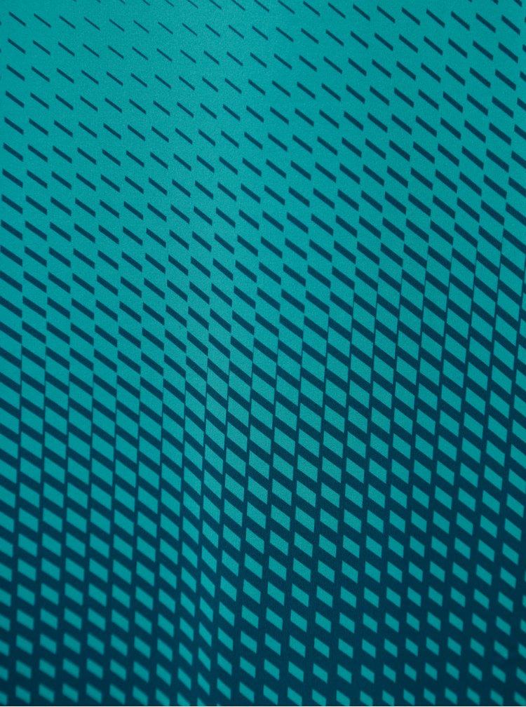 Tricou barbatesc verde functional cu maneci scurte Under Armour