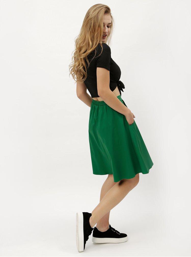 Zelená sukně ZOOT