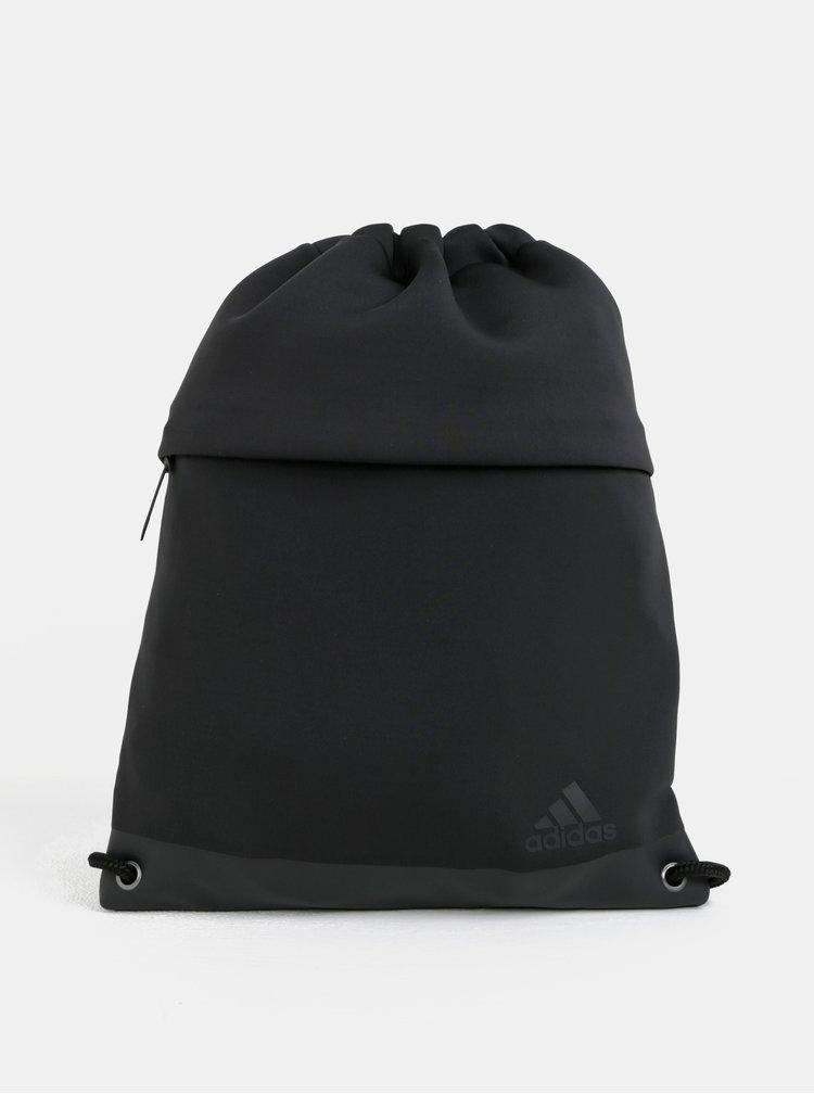 Černý vak s kapsou adidas Originals