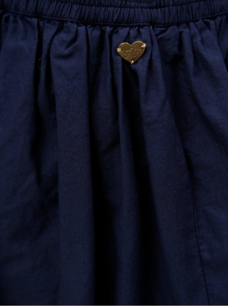 Tmavě modrá sukně 5.10.15.
