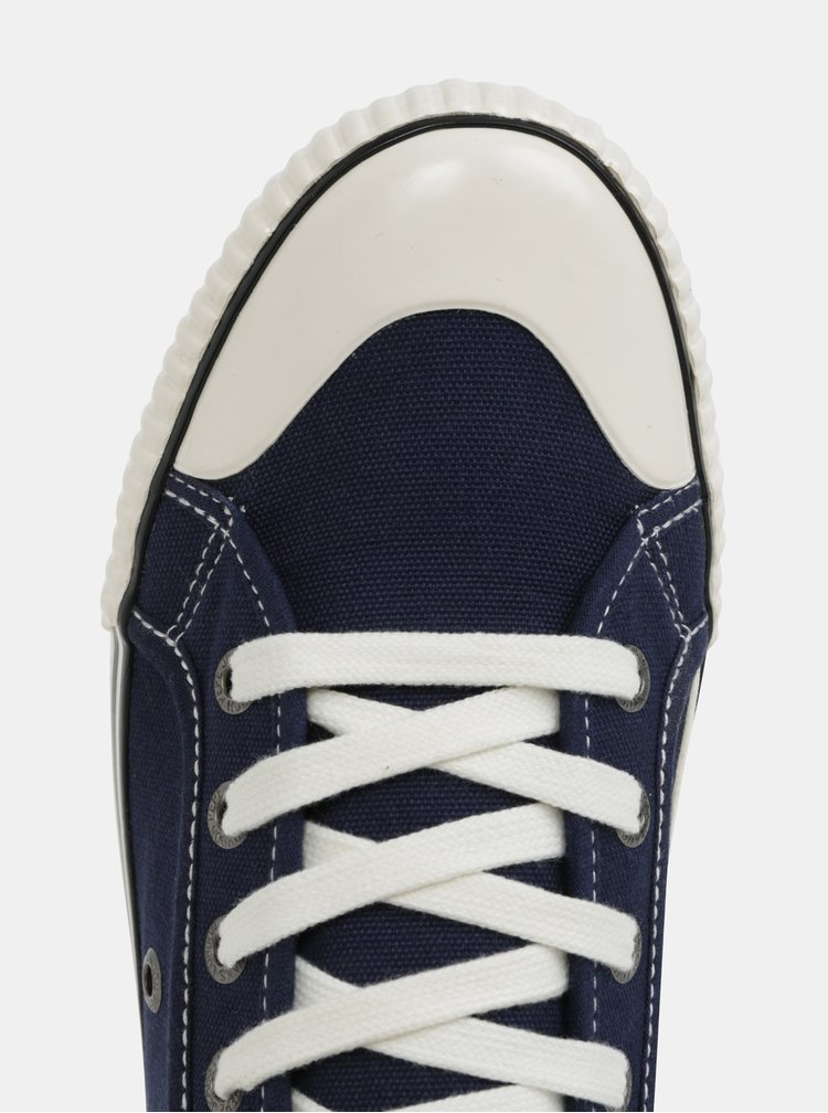 Tenisi barbatesti albastru inchis Pepe Jeans Industry
