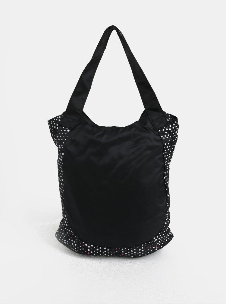 Geanta de dama neagra cu model LOAP Finnie