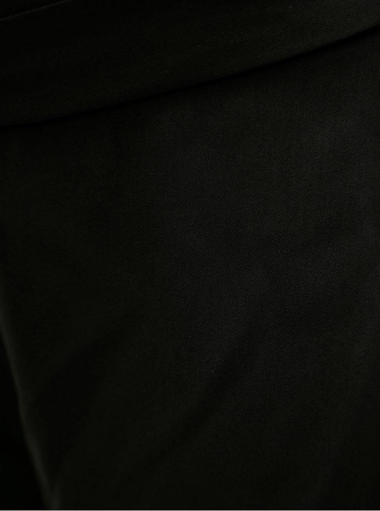 Černé těhotenské kraťasy Dorothy Perkins Maternity