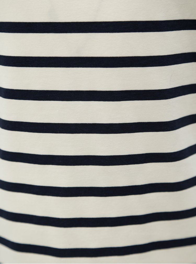 Modro-bílé klučičí pruhované tričko name it Ted