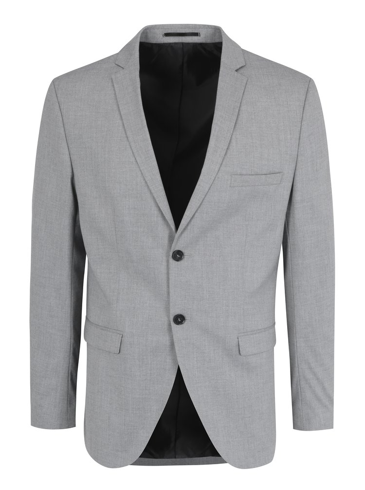Sacou de costum  gri - Selected Homme Newone