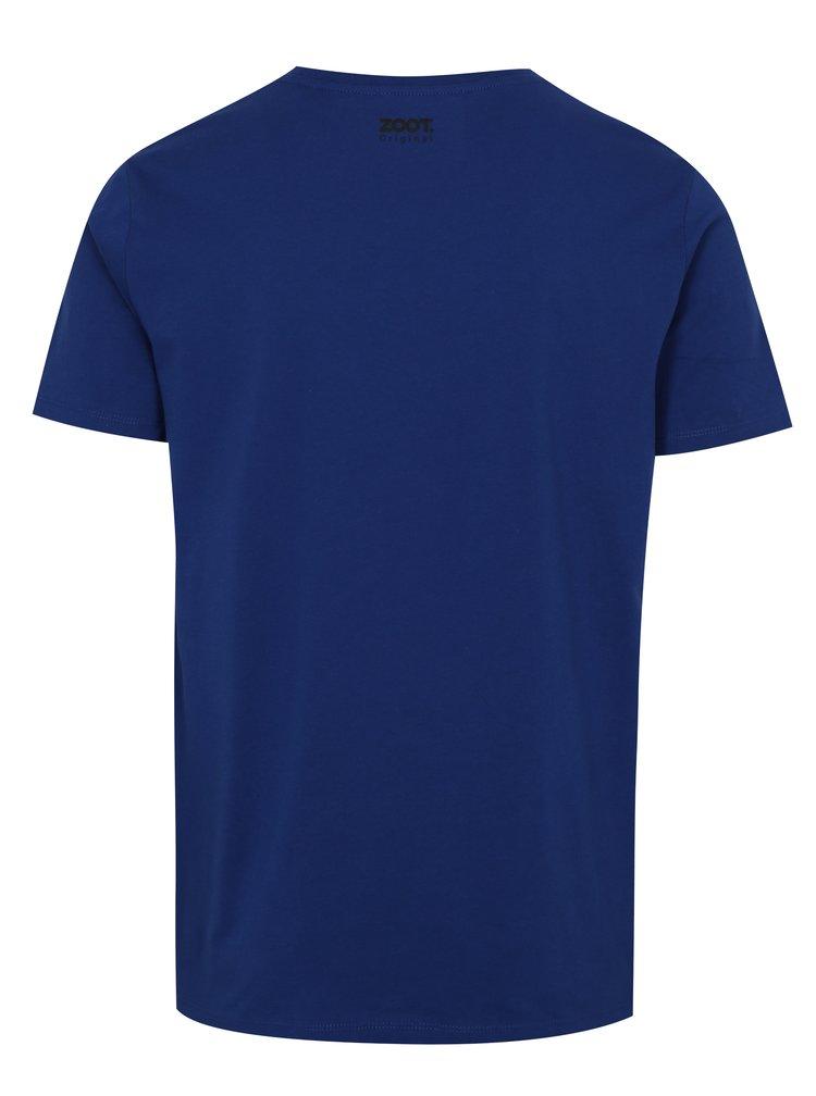 Modré pánské tričko ZOOT Original Námořník
