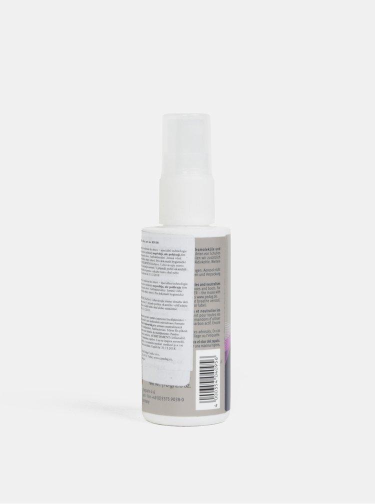 Univerzální sprejový deodorant na obuv pedag 75 ml