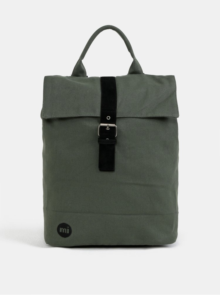 Khaki batoh Mi-Pac Day Pack Canvas