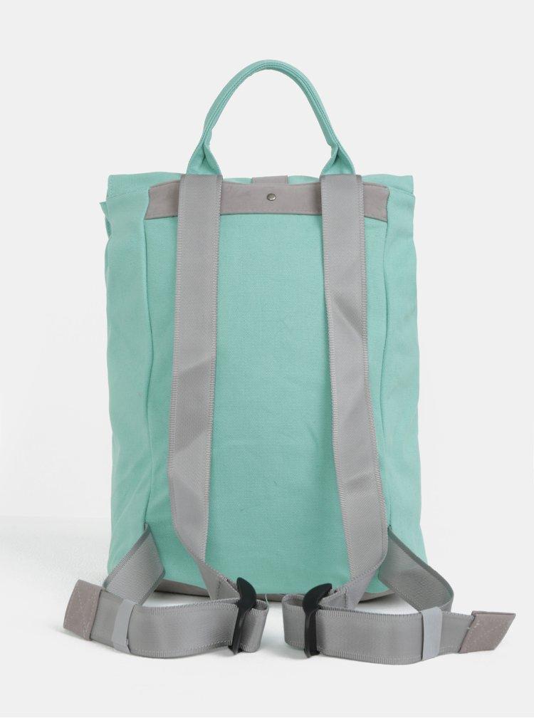 Mentolový dámský batoh Mi-Pac Day Pack Canvas