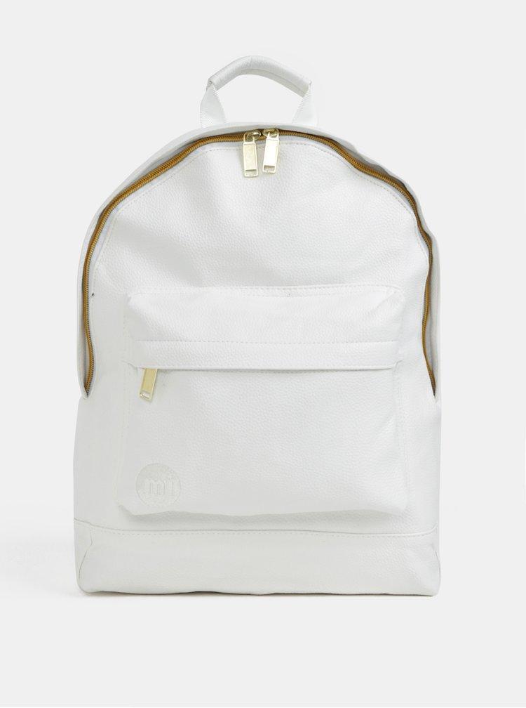 Bílý voděodolný batoh Mi-Pac Tumbled