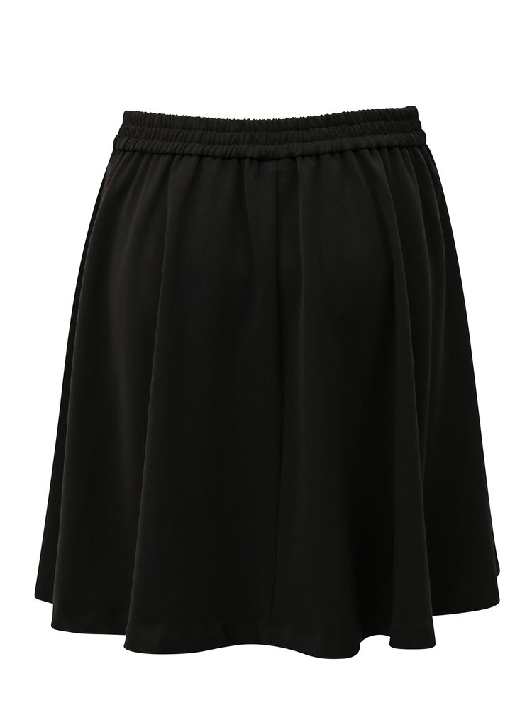 Černá sukně s kapsami VILA Rena