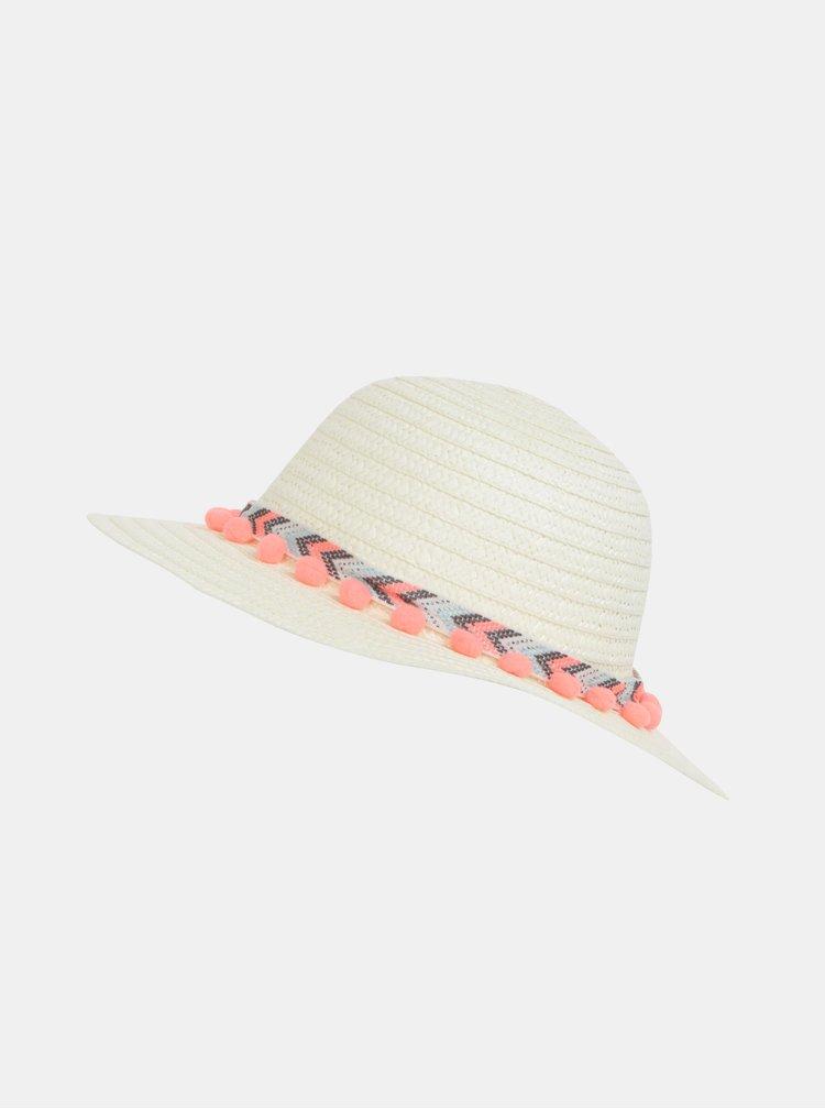 Krémový holčičí klobouk 5.10.15.