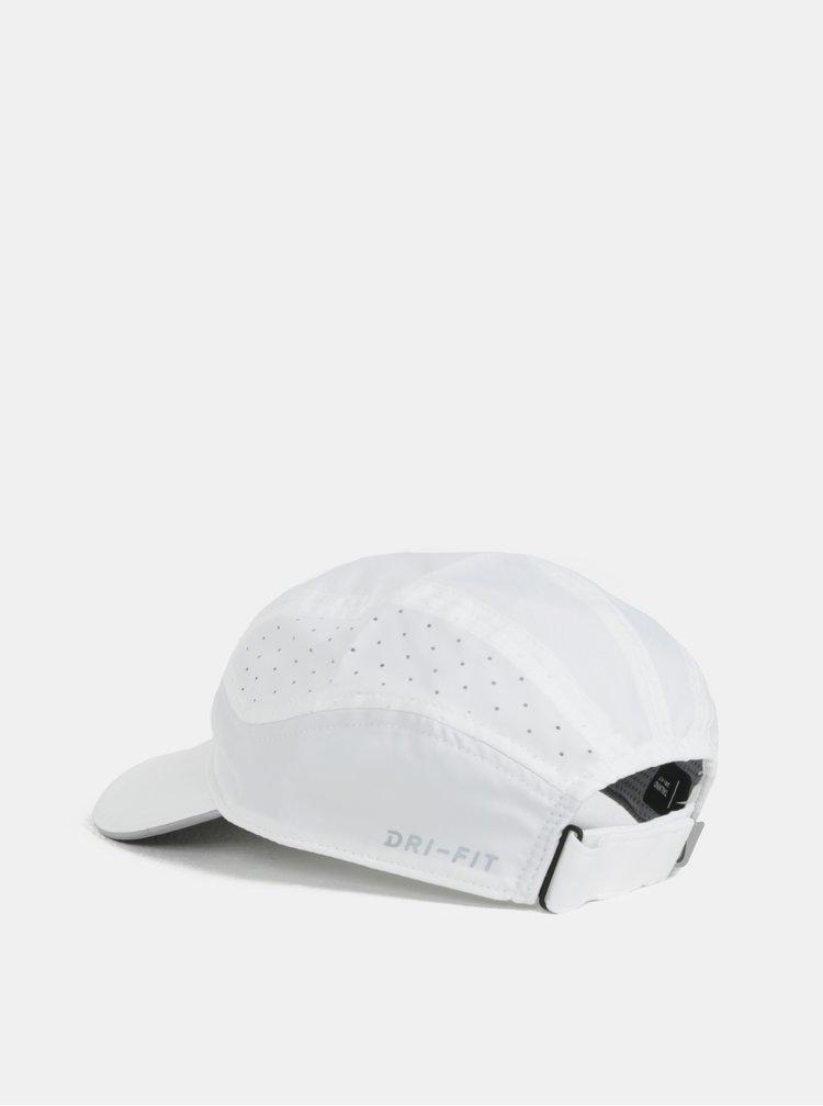 Bílá dámská funkční kšiltovka Nike Elite