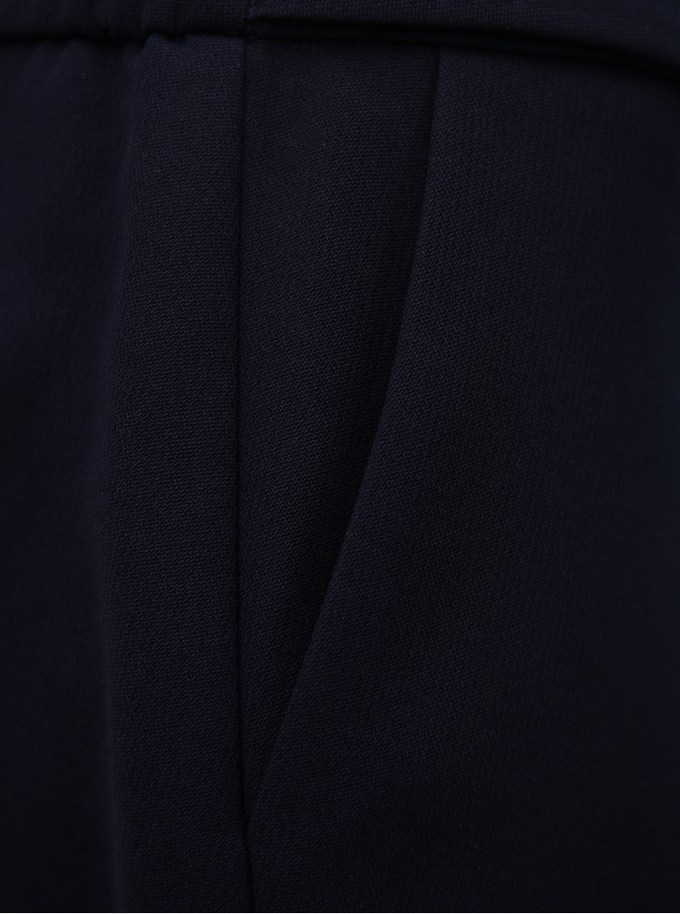 Tmavě modré culottes se zavazováním Dorothy Perkins