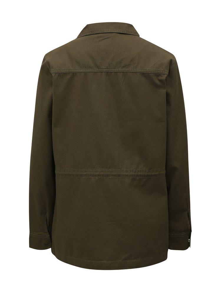 Khaki bunda s kapsami Perkins