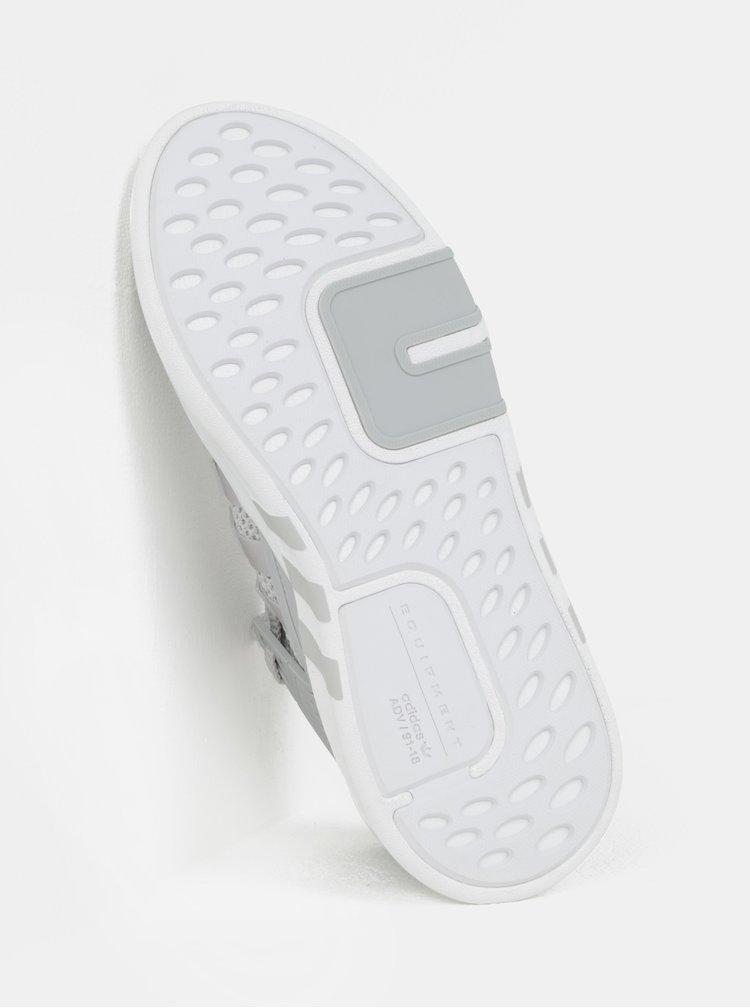 Sivé pánske tenisky adidas Originals EQT Bask