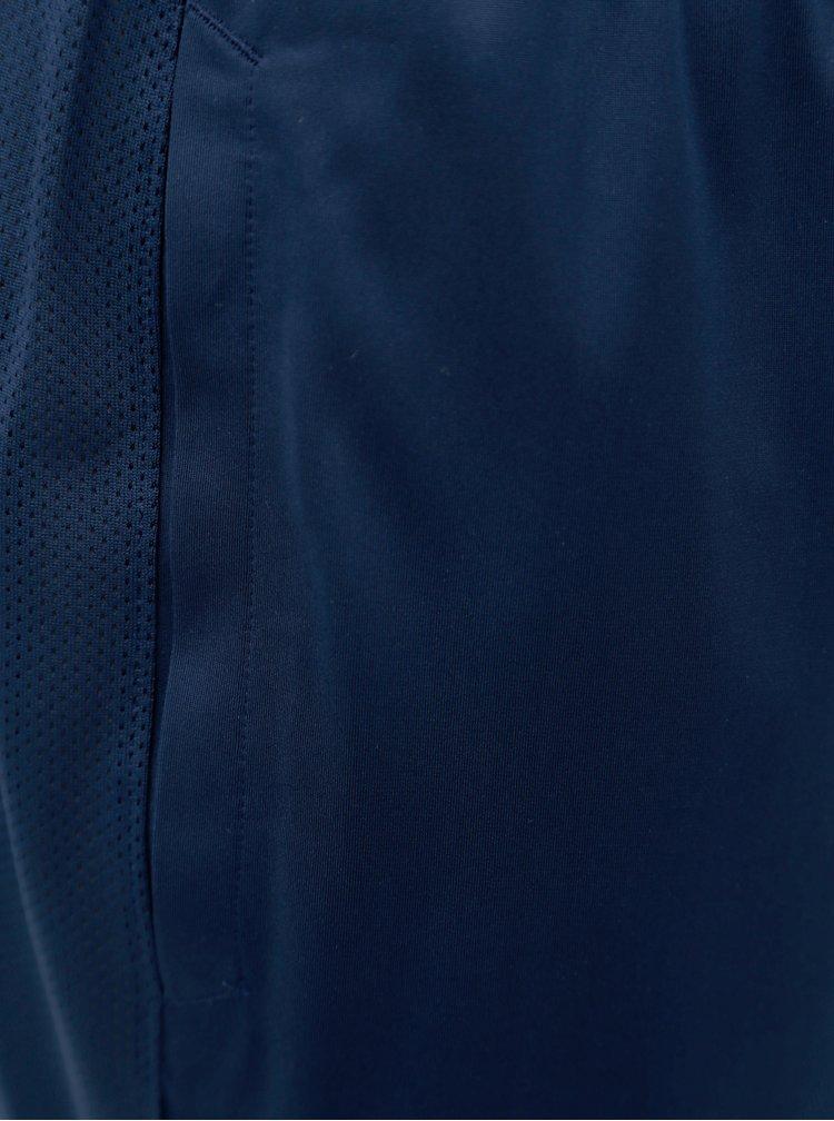 Tmavě modré pánské funkční kraťasy Under Armour