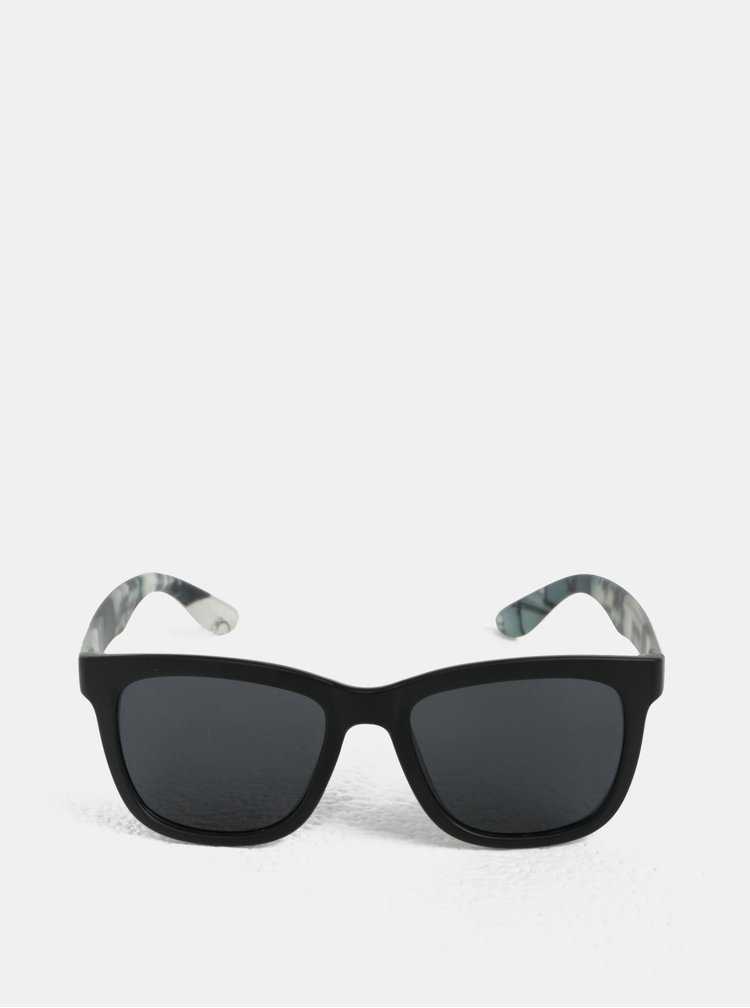 Ochelari de soare negri WOOX Antilumen Chloris