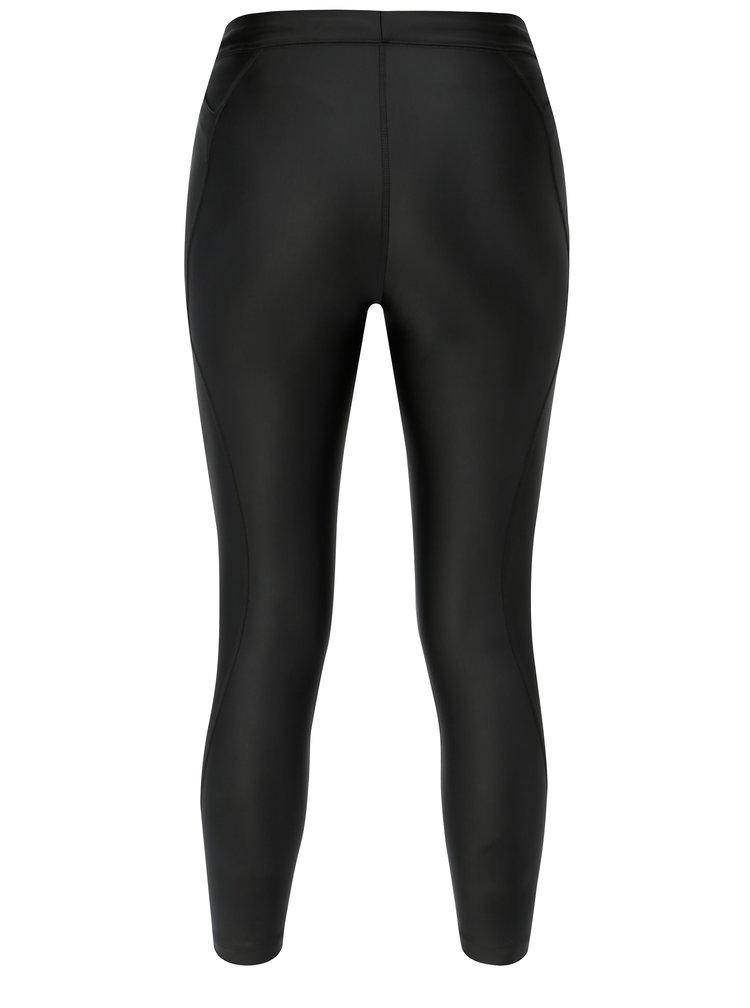 Čierne dámske funkčné legíny Nike Speed