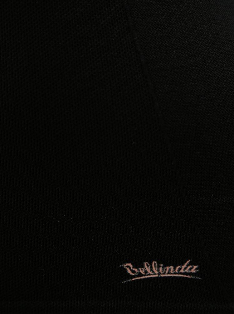 Černá stahovací tílko Bellinda