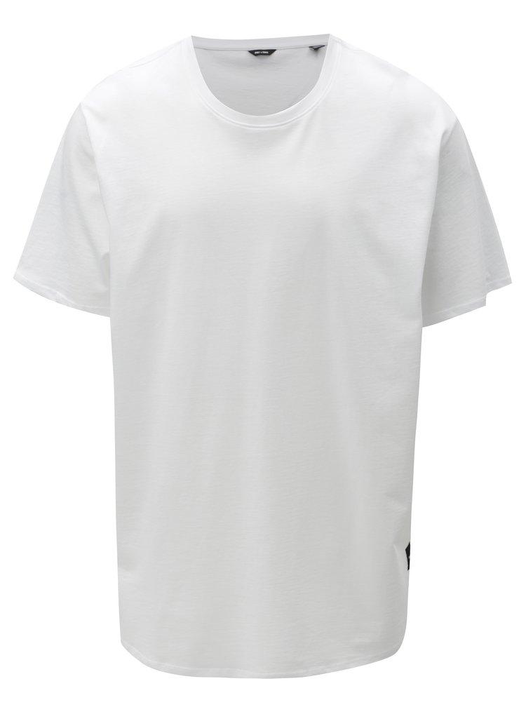Bílé basic tričko ONLY & SONS Matt