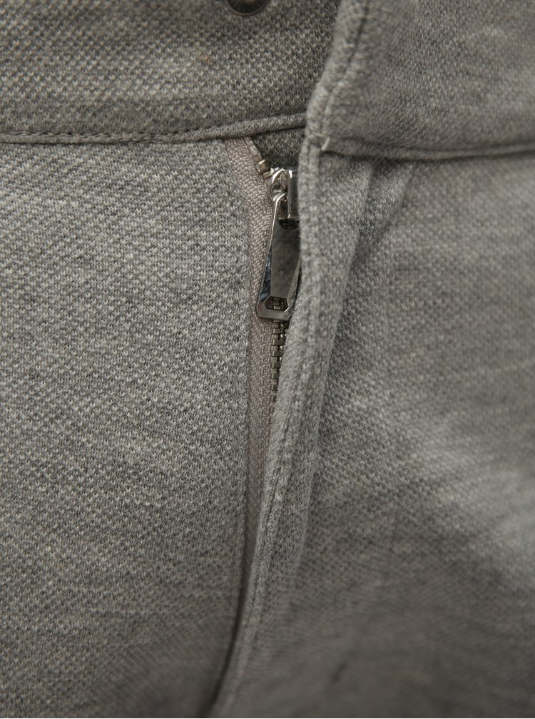 Pantaloni scurti gri deschis Jack & Jones
