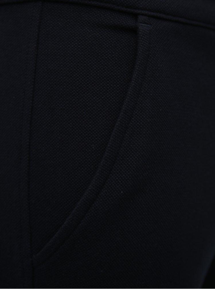 Tmavě modré kraťasy Jack & Jones
