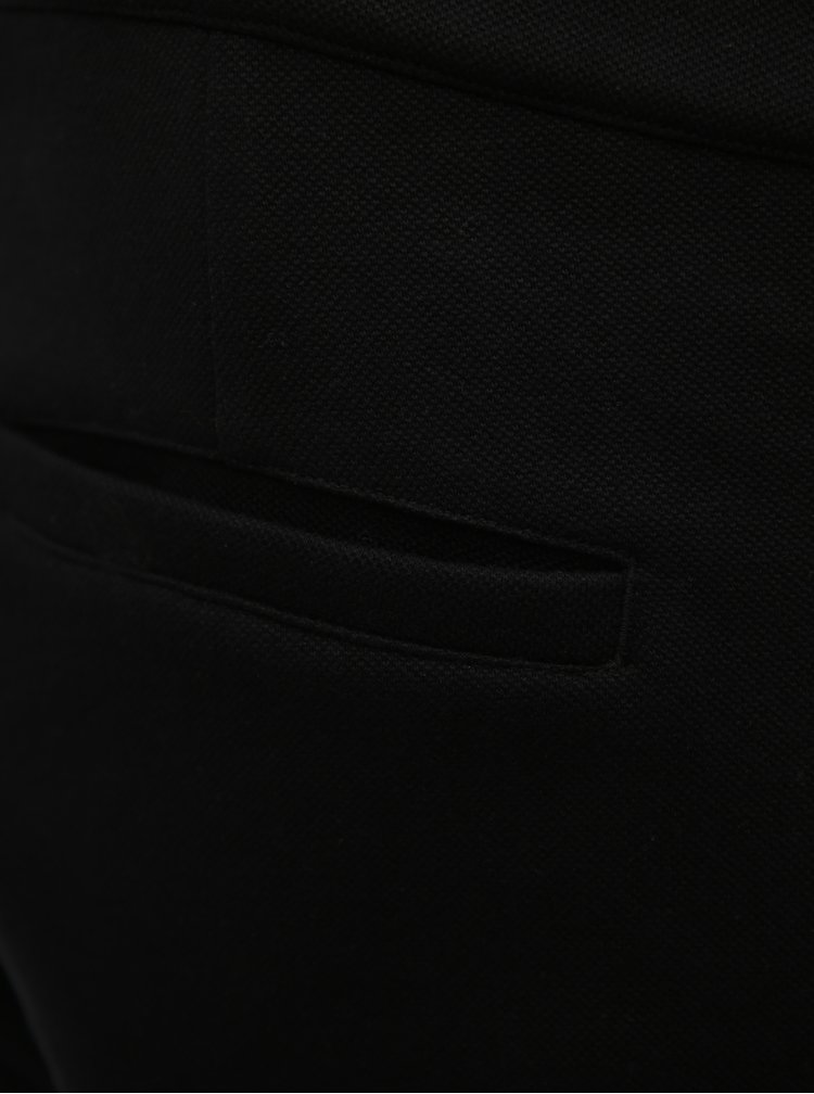 Černé kraťasy Jack & Jones