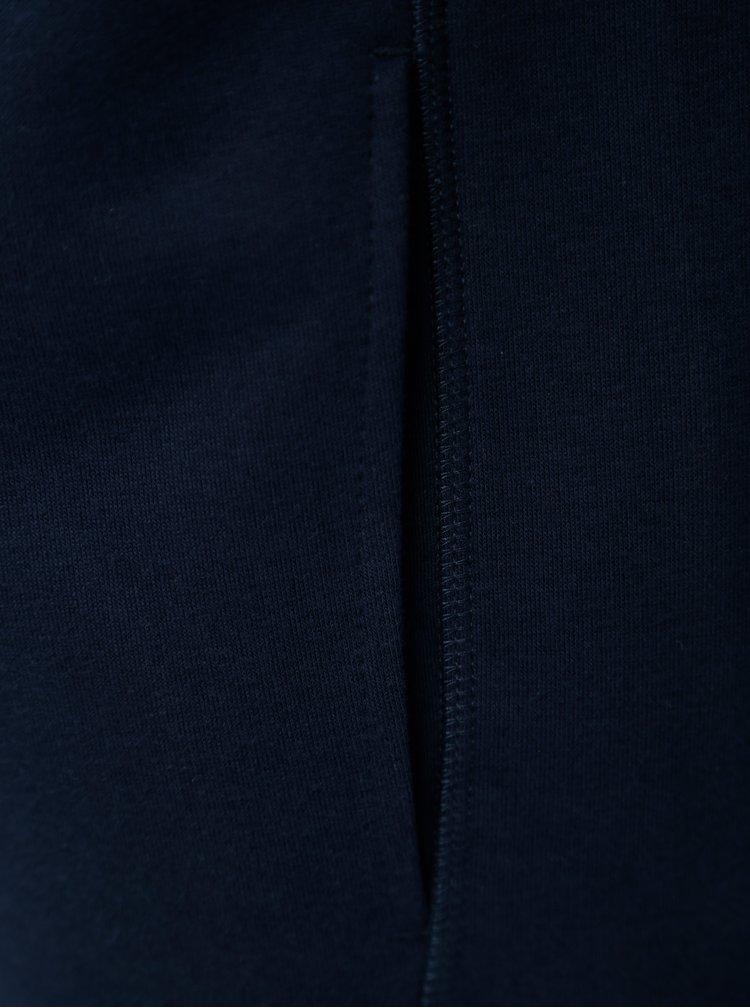 Tmavě modrá pánská mikina s kapucí Stanley & Stella