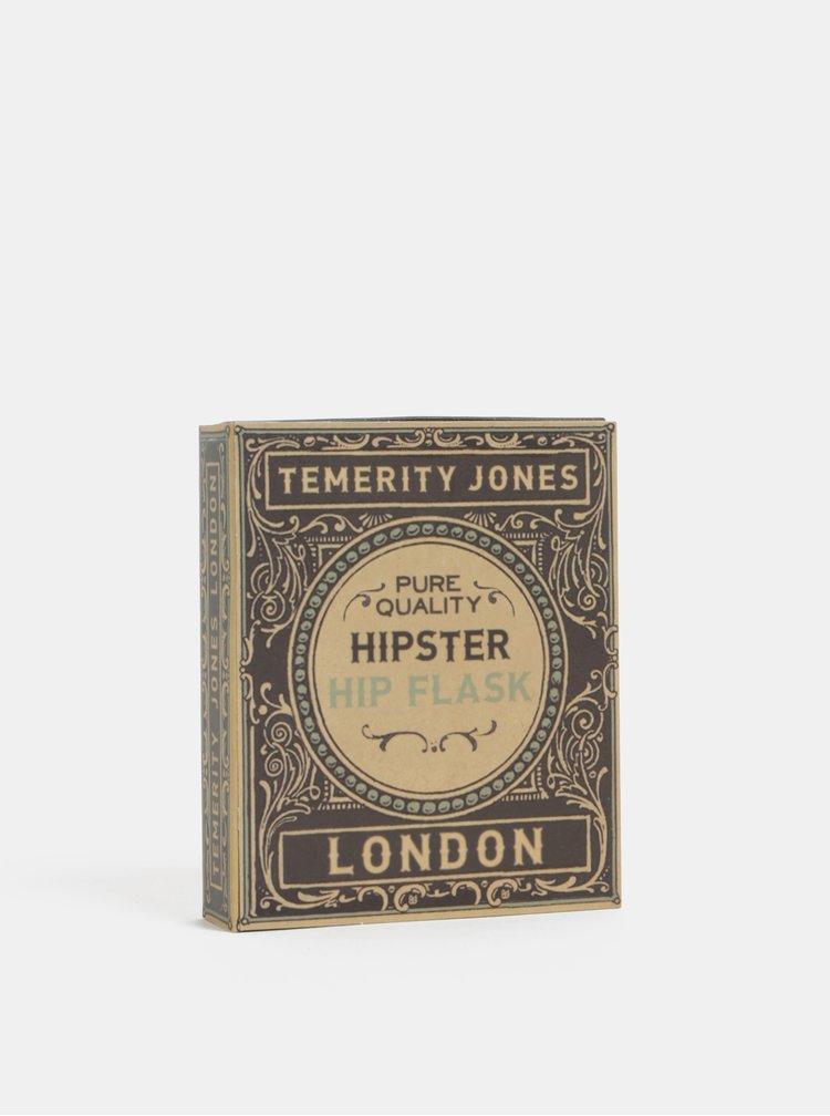 Zelená placatka Temerity Jones