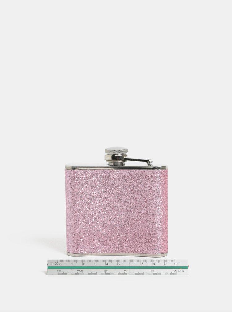 Plosca stralucitoare roz Temerity Jones