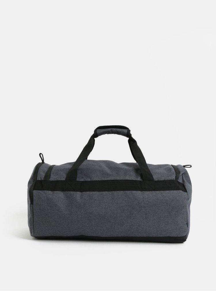 Tmavě šedá cestovní taška Original Penguin Blizzard Rollbag