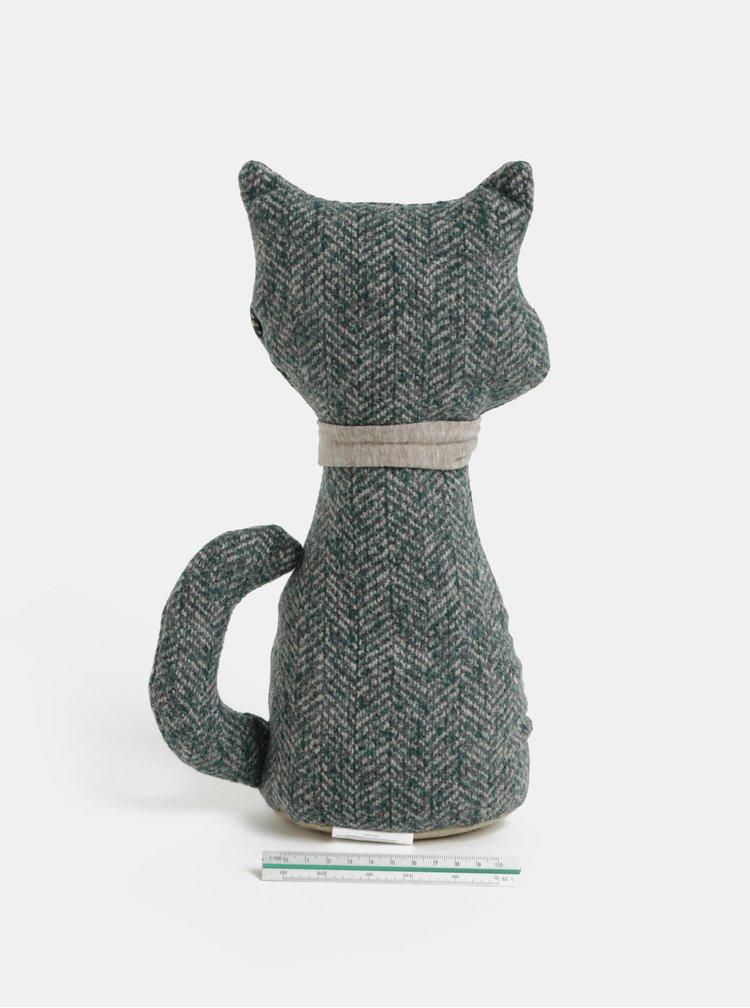 Opritor de usa verde in forma de pisica SIFCON