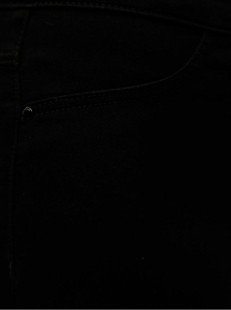 Černé skinny džíny Jacqueline de Yong Ella