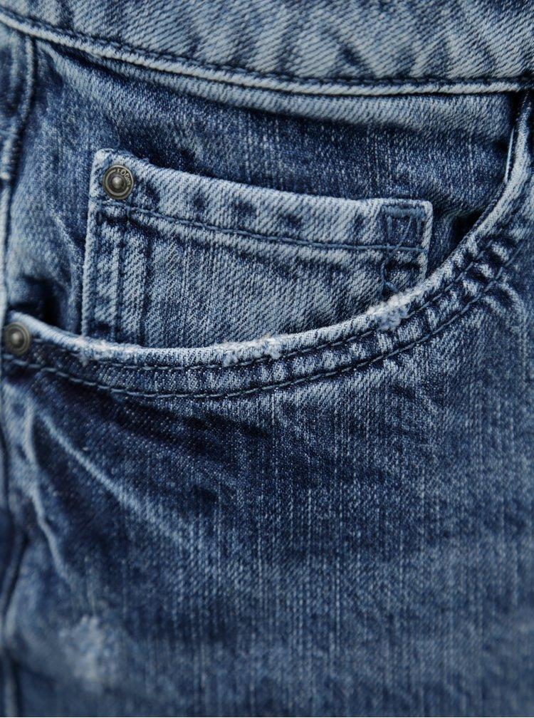 Modrá džínová sukně s.Oliver