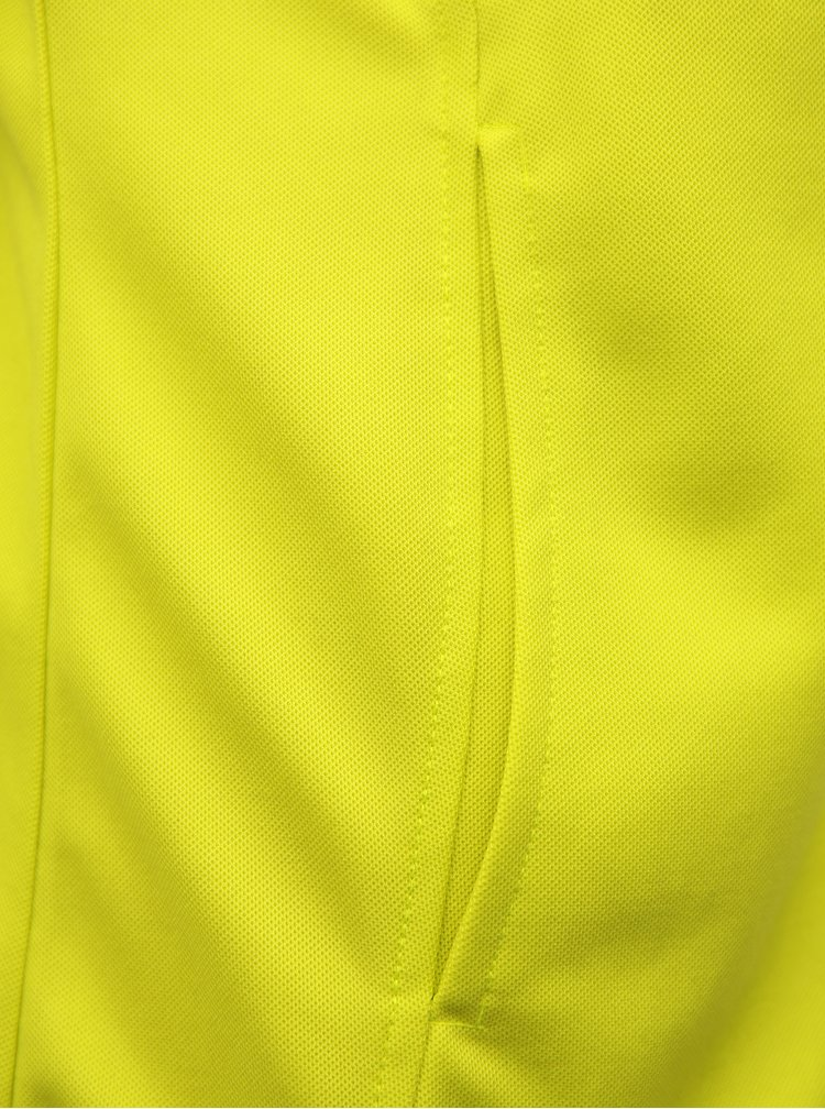 Neonově žlutá dámská lehká mikina LOAP Margo
