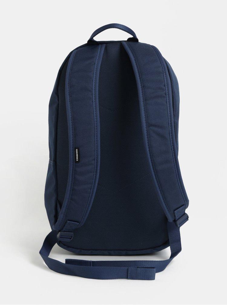 Tmavě modrý batoh Converse EDC Poly Backpack 19 l
