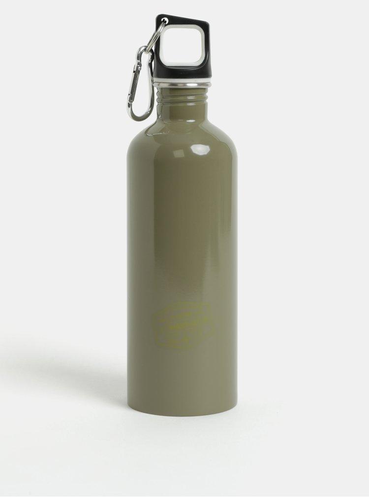 Khaki nerezová lahev Magpie